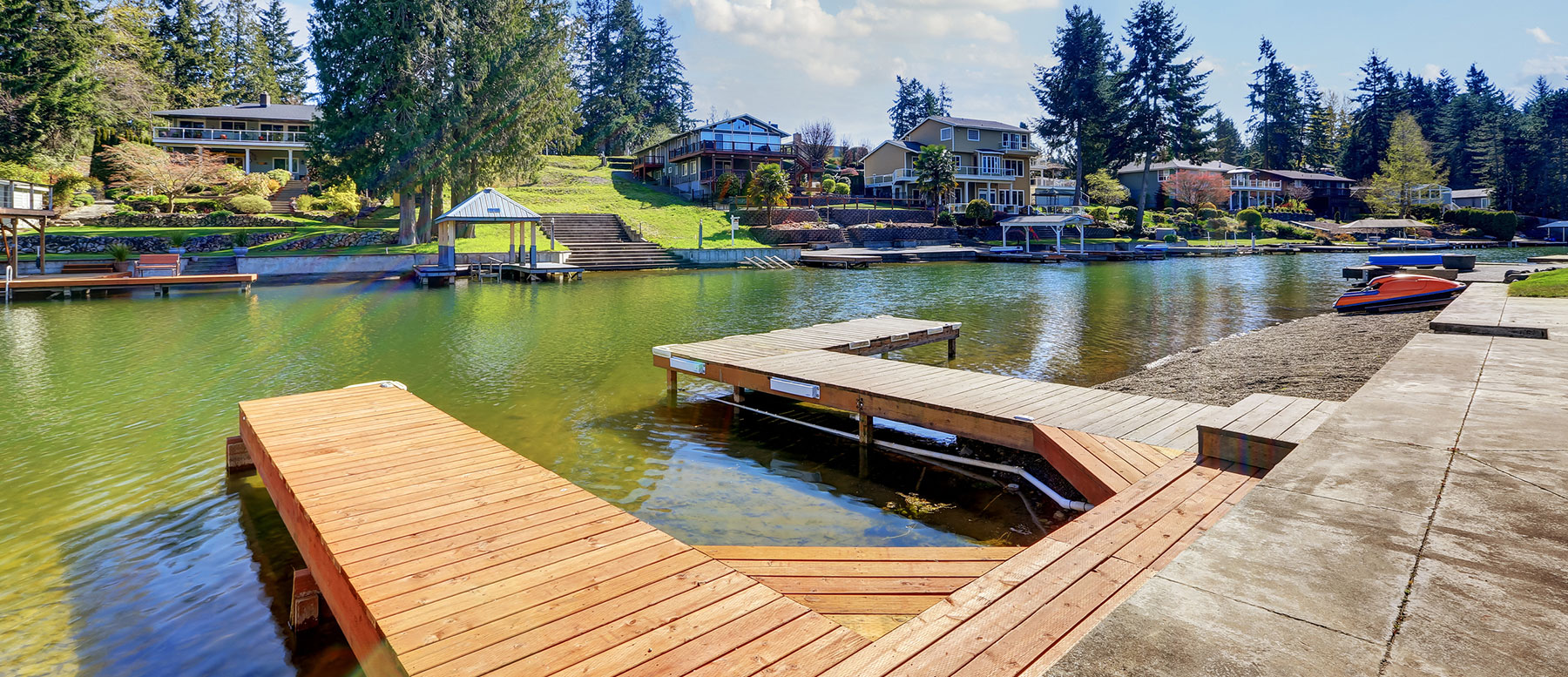 Waterfront Property and Home Inspection