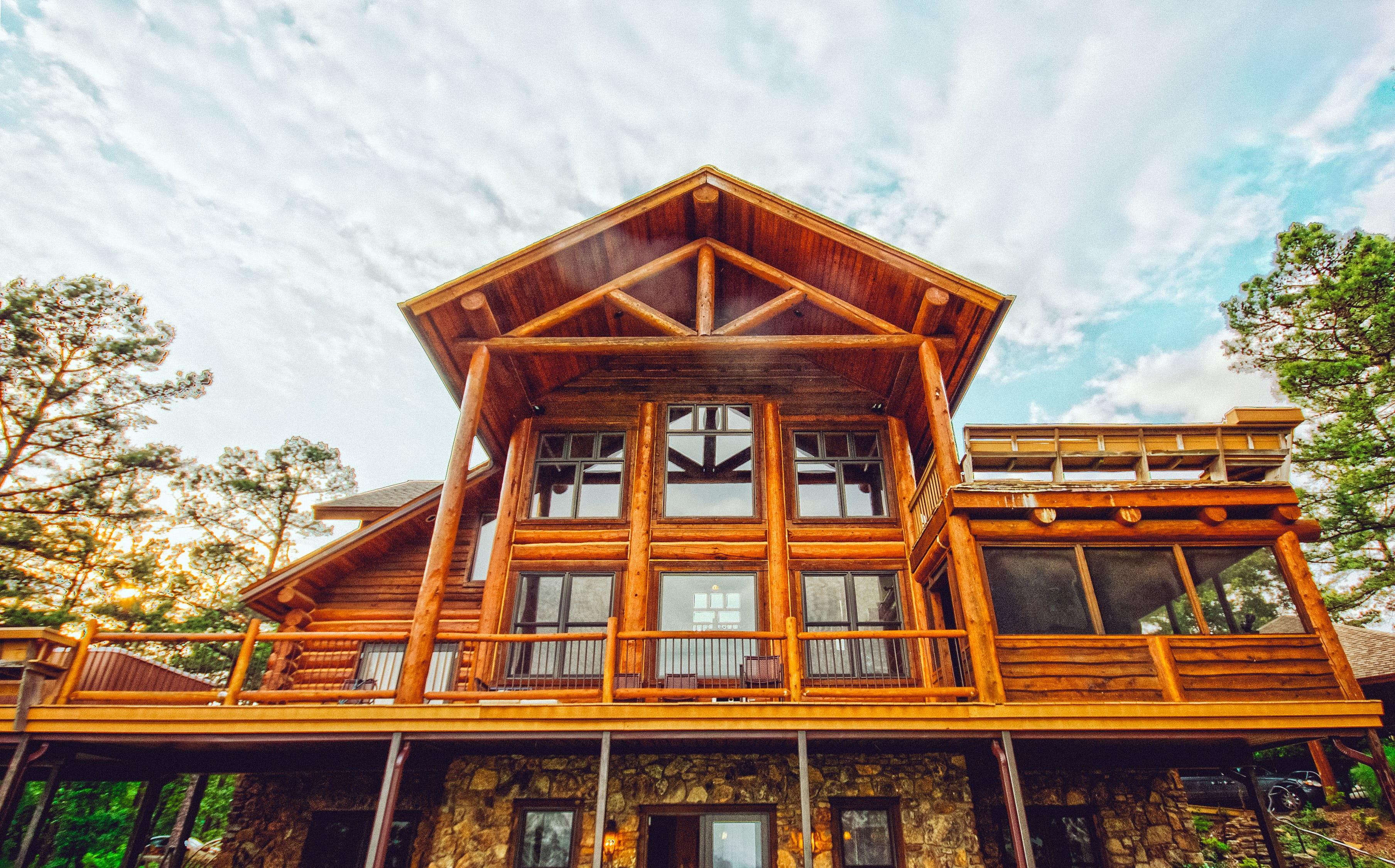Avoid Expensive Log Cabin Home Pitfalls